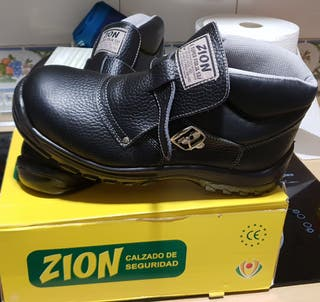 botas de seguridad zion by panter