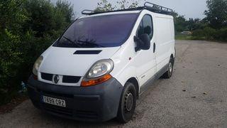 Renault Trafic 2004 1.9 tdci