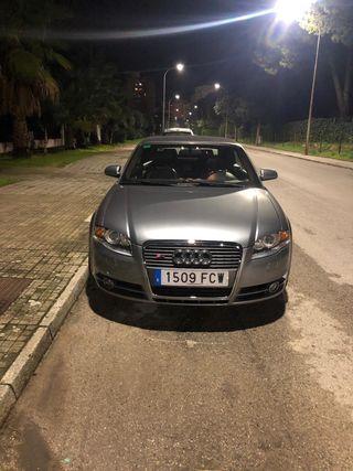 A4 CABRIO TFSI