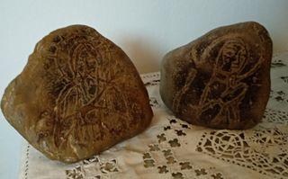 Piedras arte sacro
