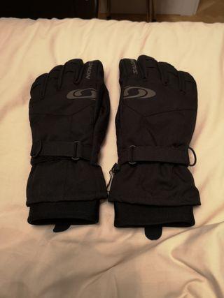 guantes nieve sky snow salomon