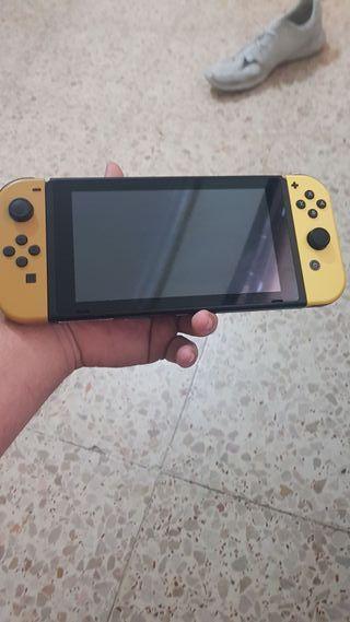 Nintendo switch más juego lets go pikachu