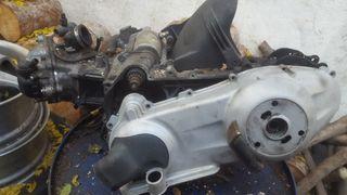Despiece Piaggio x8 125cc
