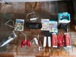 Nintendo Wii u super pack