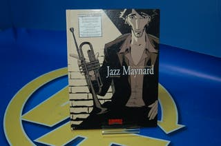 Comic Jazz Maynard 1. Home Sweet Home