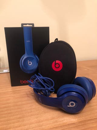 Beats Solo 2 azules