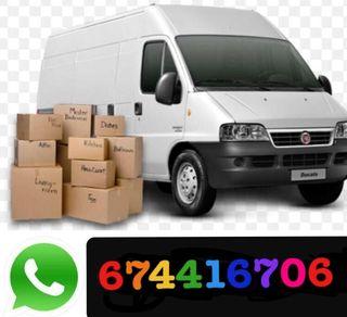 Transportes 674416706 mudanzas
