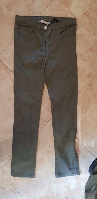 pantalon niña talla 12