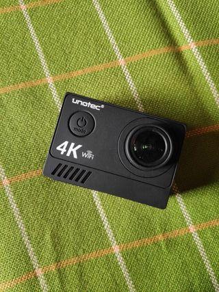 camara deportiva XTR Pro IV 4K