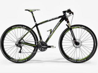 "Bici BTT carbono 29"""