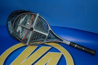 Raqueta De Tenis Raqueta Slazenger +Funda + Tensor