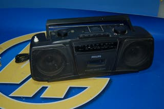 RADIOCASETTE PHILIPS modelo dynamic bass boost