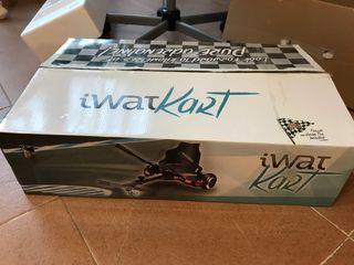 Iwat board y Iwat kart
