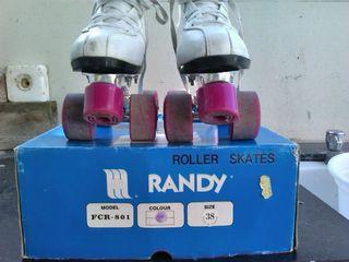 patines bota TALLA 36-