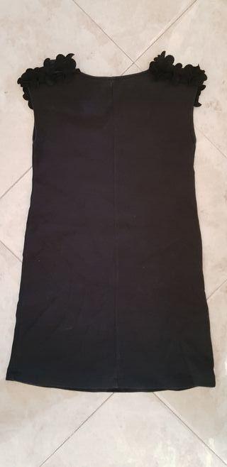 vestido zara talla 12