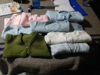 chaquetas bebé