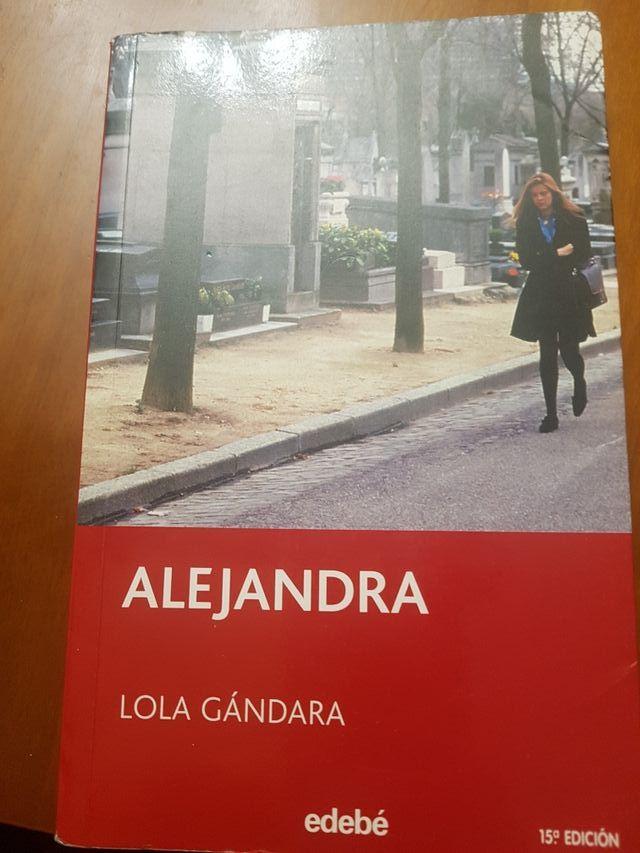 libro alejandra