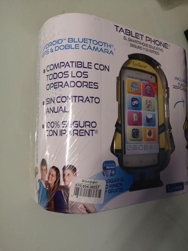 TABLET SMARTPHONE INTERACTIVO PARA NIÑOS