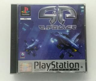 G POLICE PLAYSTATION 1 PSX PS1 PSONE PLAY PLAY1