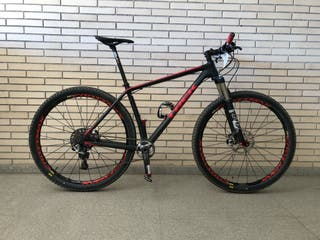Trek Superfly 9.7 carbono 29