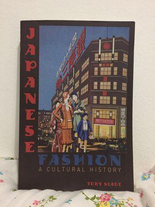 Moda japonesa: una historia cultural