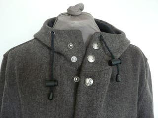 Duffle coat marron taupe Taille 48 (M) unisex