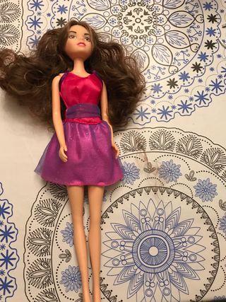 Muñeca Violeta