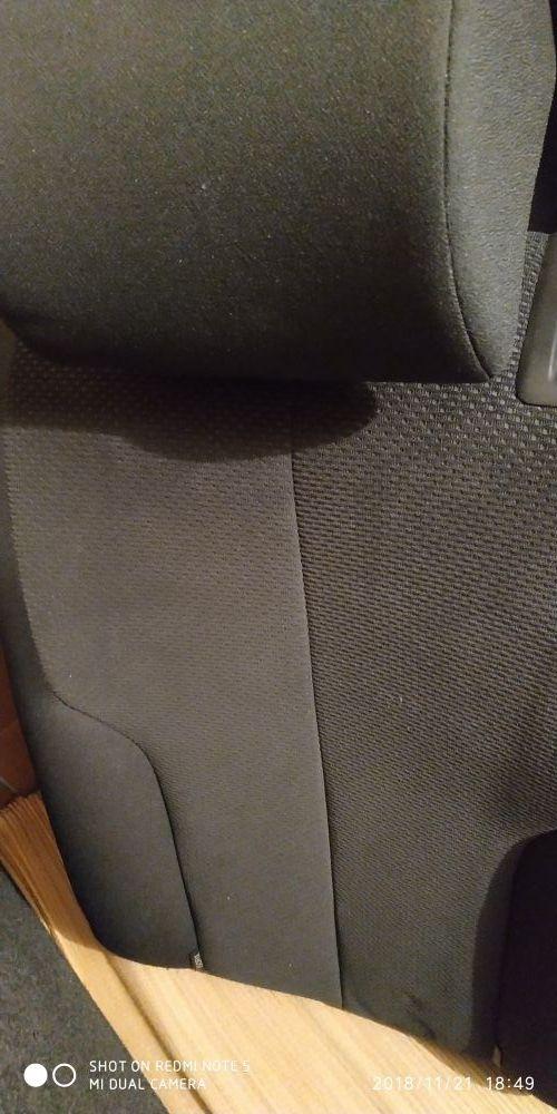 Se venden asientos eléctricos volkswagen passat
