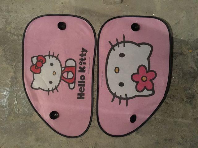 Pare-soleil Hello Kitty