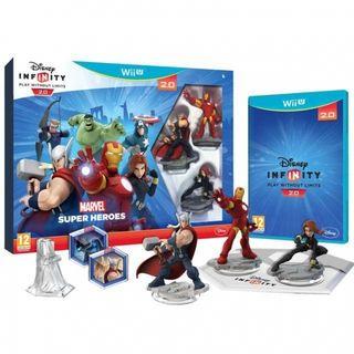 Disney Infinity 2.0 Starter Pack WiiU