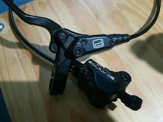 Freno hidraulico bicicleta