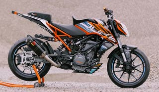 Adhesivos KTM DUKE 125/390