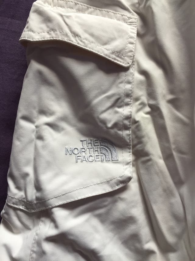 The north face skiing trousers XS/S