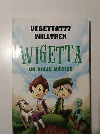 Libro WIGETTA UN VIAJE MAGICO primer tomo