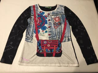 Camisetas manga larga niña de segunda mano en Tarragona en WALLAPOP ca296514913