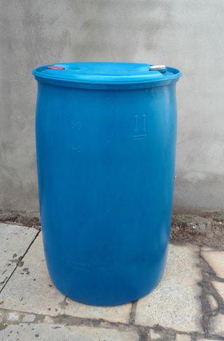 BIDON - DEPOSITO PVC - PLÁSTICO
