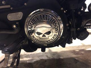 Tapa embrague Harley Davidson Sportster
