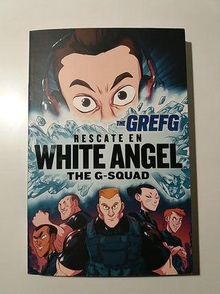 TheGrefg Libro RESCATE EN WHITE ANGEL