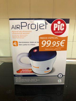 Nebulizador ultrasonico Pic Air Project