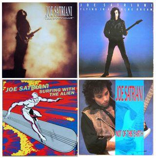 4 discos vinilo Heavy Metal