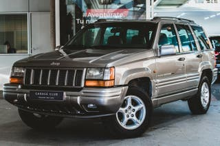 Jeep Grand Cherokee LIMITED LX 5.9 V8 AUTO