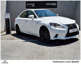 Lexus IS 2.5 300h F Sport