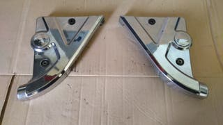 tapas laterales cromadas hyosung aguila gv 250