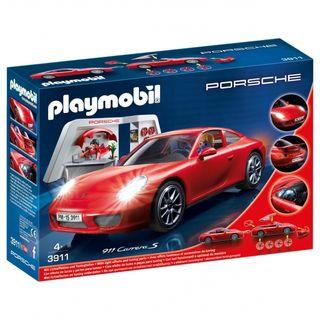 Porsche 911 carrera S Playmobil