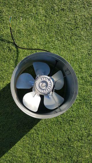 extractor de aire nuevo