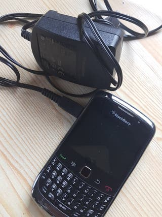 BlackBerry negra