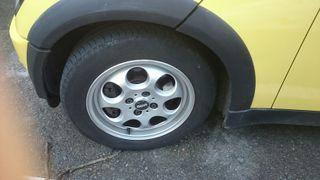 Llantas 15' 4x100 Mini ,Vw, seat, Ford , etc