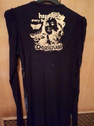 jersey desigual negro