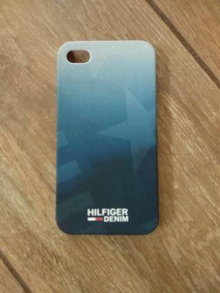 Funda Tommy Hilfiger original iPhone 4 y así
