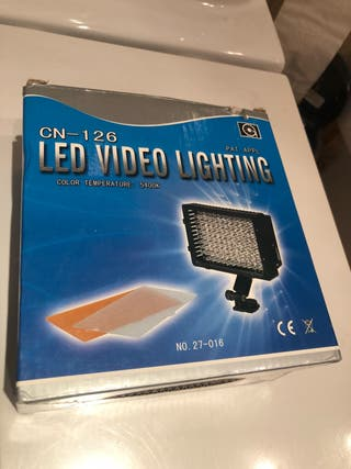 LÁMPARA 160 LED